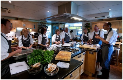 Working As A Catering Manager in the Commercial Catering Industry